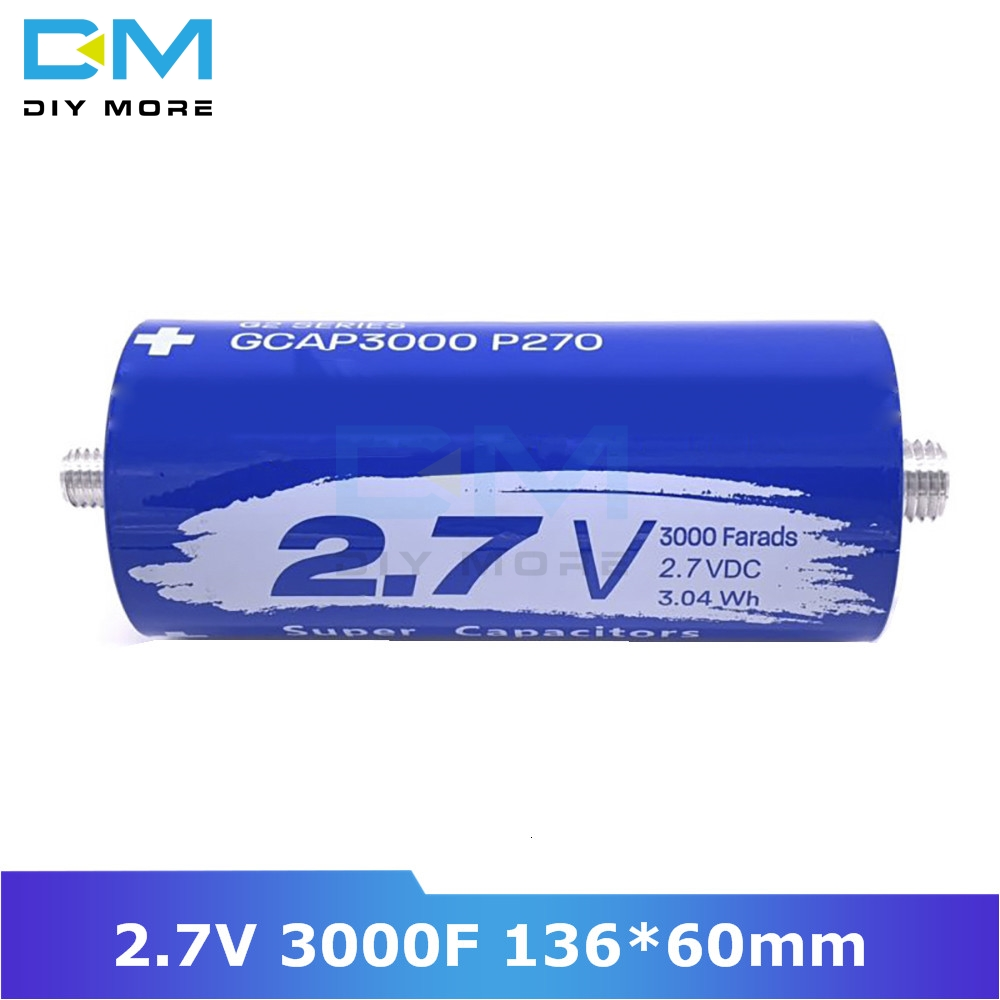 Good quality and cheap 3000f 2 7v capacitor in Store Xprice