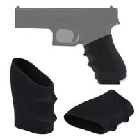 Rubber Grip Sleeve (Universal) Full Size Anti Slip Fits For Glock17 19 20 26S&WSigmaSIG SauerRugerColtBeretta Models