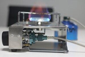 Image 5 - Jeebel adaptateur pour poêle de Camping, Tube en plein air, convertisseur de gaz magnétique, adaptateur Butane