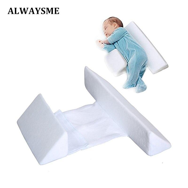 ALWASYME Newborn Infant Bassinet Wedge