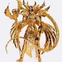 MODEL FANS pre sale JMODEL Saint Seiya the 13th gold saint Odysseus metal armor Myth Cloth EX Action Figure toys