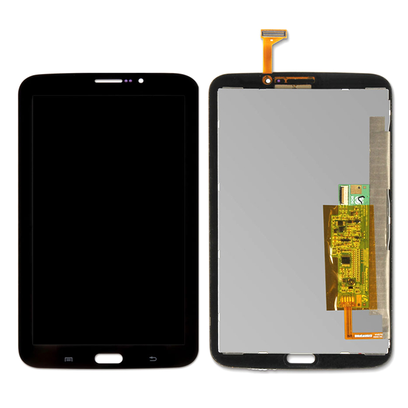 AAA+ Quality <font><b>LCD</b></font> Display for <font><b>Samsung</b></font> Galaxy Tab 3 7.0 <font><b>T211</b></font> T210 <font><b>LCD</b></font> Display Touch Screen Digitizer Panel Replacement with Frame image
