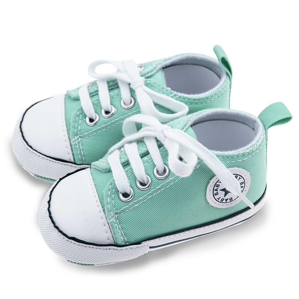 Baby Shoes Sneaker First-Walkers Canvas Toddler Newborn Infant Breathable New-Colors