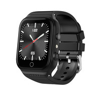 Smart Watch Phone Android System Smartwatch With GPS Camera Flashlight Wifi Video Call Music Player Wireless Download SIM
