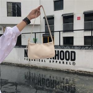 New Women Classic Handle Bag Small Shoulder Bags For Women PU Leather Mini Black Beige Handbags Designer Purse Clutch Bags Girls