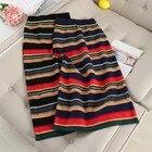 Female Skirt Striped...