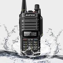 "Baofeng UV XR 10W עוצמה ווקי טוקי CB רדיו סט נייד כף יד 10 ק""מ ארוך טווח שתי דרך רדיו"