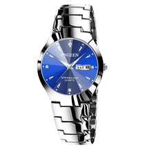FNGEEN Luxury Brand Men Watch Women Watches Fashion Steel Wr