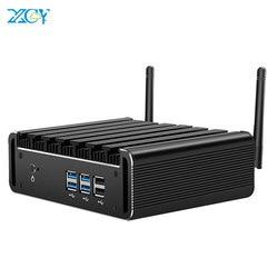 Xcy X31Y Mini Pc Intel Core I7 4500U I5 4200U I3 4010U Hdmi Vga 4 * USB3.0 2 * USB2.0 wifi Windows 10 Barebone Micro Desktop Pc