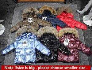 Image 4 - Бренд Orangemom, зимняя детская одежда 2020, куртки, пальто, детская одежда, верхняя одежда, пальто, куртка на белом утином пуху для мальчиков и девочек