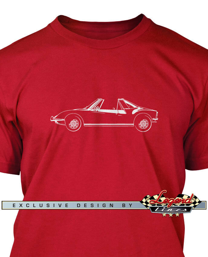 Lotus Seven Roadster T-Shirt for Women British Car Multiple Colors and Sizes