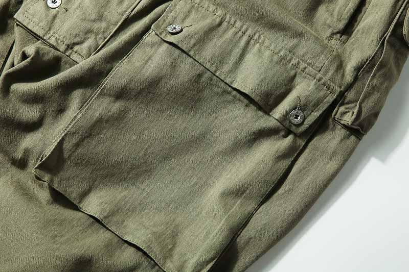 KIOVNO Fashion Men Hip Hop Bib Overalls Multi Pockets Cargo Work Streetwear Jumpsuits For Male Loose Pants (10)