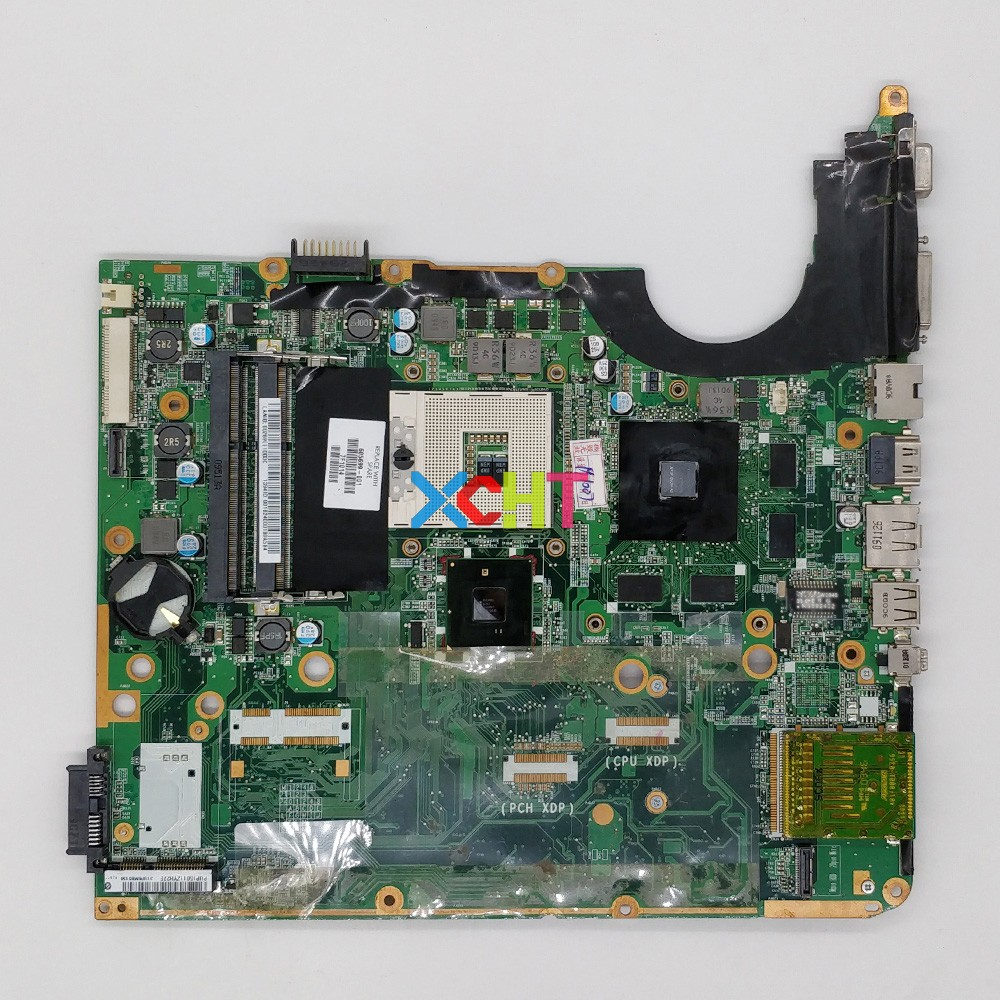 For HP Pavilion DV7-3151CA DV7-3152CA 605699-001 DA0UP6MB6F0 GT320M 1G Laptop Motherboard Mainboard Tested & Working Perfect