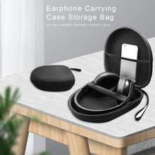 Shockproof Earphone Carrying Case Pouch for Sony XB950B1 XB950N1 COWIN E7 Bose Compact and Portable Carry Convenient(China)
