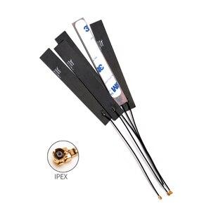 GSM 3G 4G LTE antena wewnętrzna płytka drukowana pasty o wysokiej mocy 8dbi IPEX U. FL SIM7000 SIM7100 SIM7600 EC25 EP06 EC21 MC7455 MC7304 MC7430