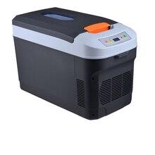 22л Термоэлектрический охладитель и теплый морозильник AC/DC12V портативный мини-холодильник автомобильный холодильник для 4x4Camping