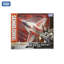 TAKARA TOMY Transformers LG07 CAR Metal Part  25CM Jetfire Skyfire Autobots Action Figure Deformation Robot Children Gift Toys