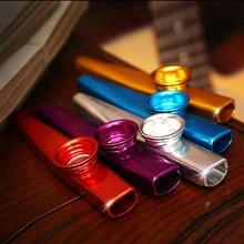 Популярный металлический Легкий Простой дизайн портативный для начинающих флейта любителей музыки деревянный духовой музыкальный инструмент