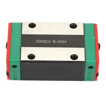 1pcs EGH15CA Linear Guide Rail Sliding Block Carriage CNC Accessories Wear Resisting and Durable все цены