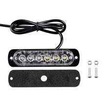 Car-Strobe-Lamp Grille Warning-Lights Beacon Blinking Mini Emergency Flashing IP65 Ce