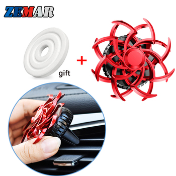 Two-way rotation Car Air Freshener Vent Perfume For BMW E92 E30 E34 X3 E83 E87 F25 X6 E71 F11 E46 COUPE E38 F22 F34 E61 M4 E65 M image