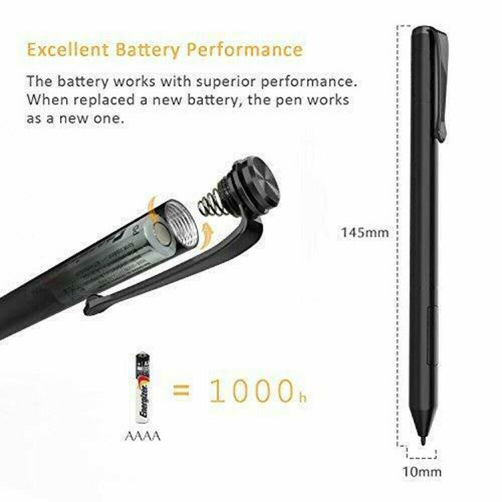 Pressure Sensitive Stylus For Microsoft Surface Go Pro5/4/3/Book Stylus Pen  4096 Pressure Sensitive Pen