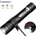 60000 Lums ультра яркий светодиодный вспышка светильник USB linterna фонарик светодиодный фонарь T6/L2/V6 светодиодный налобный фонарь Мощность советы ...