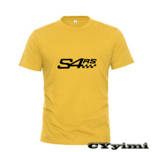 Tees T-Shirt Ducati Short-Sleeve Men 100%Cotton for S4rs/S4r/S New LOGO Summer Round-Neck