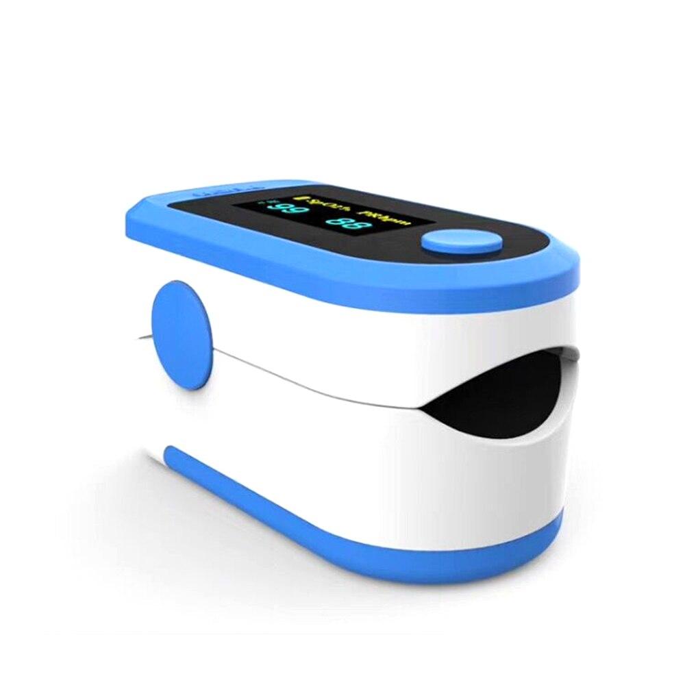 Ultimate Deal]Household Digital LED Fingertip Pulse Detector Pulse Finger Pulse Health Care Multifunction Sports bracelet