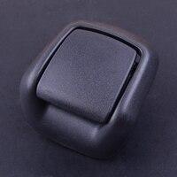 Beler preto plástico lado do carro frente direita assento inclinação alça apto para ford fiesta mk6 vi 3 portas 2002-2005 2006 2007 2008 1417520
