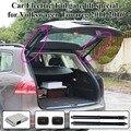 Автомобильный умный Электрический задний подъемник  легко для управления багажником  подходит для Volkswagen VW Touareg  пульт дистанционного управ...