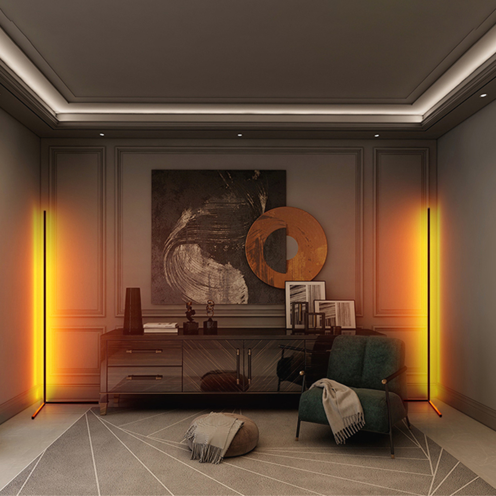 lampada de led canto moderna rgb 04