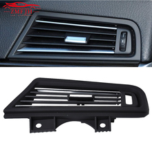 купить 64229166884 Front Right Console Grill Dash AC Air Vent For BMW 5 Series F10 F11 F18 520i 520d 523i 525i 528i 530d 535i 2010-2016 дешево