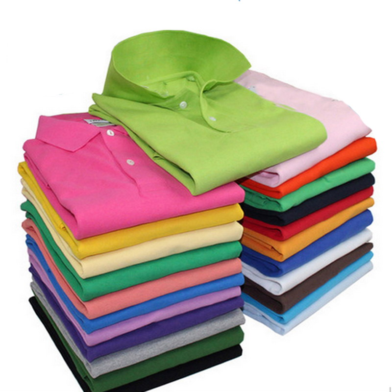 Polo Shirt Men High Quality Men Pure Cotton Short Sleeved Summer Dress Shirt Brand Crocodile Turn-down Tops&Tees Size XS-4XL