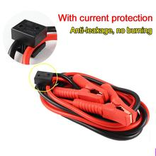 2000AMP Auto Booster Cable Heavy Duty Car Starting Jumper Cable Emergency Power Charging Battery Booster Cord Copper Wire TSLM1