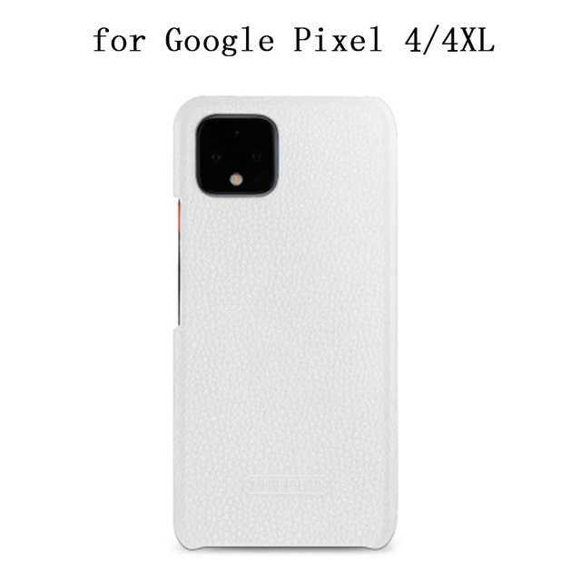 New Fashion Phone Protective Skin Shell for Google Pixel 4 Case Luxury Genuine Leather Cases Cover for Google Pixel 4xl Shield