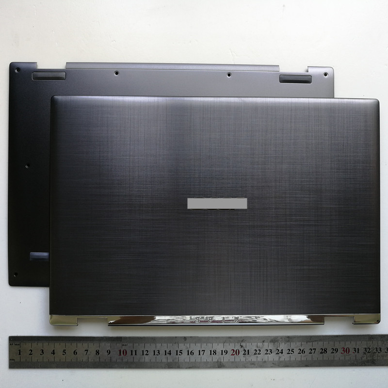 New laptop Top case base lcd back cover +bottom case for Acer Spin 1 SP1 111 SP111-32N SP111-34N C2X3 SP111-32N-P0QE 11.62-in-1