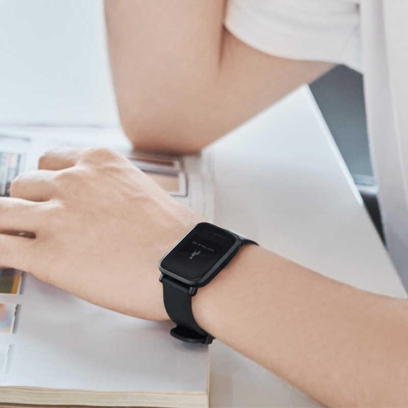 הגלובלי גרסה Huami Amazfit ביפ לייט חכם שעון קל משקל עם 45 ימים המתנה GPS 3ATM מים-התנגדות Smartwatch