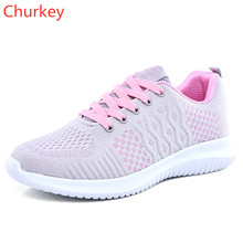 Women Shoes Casual Fashion Sneakers 2019 Mesh Spring/Autumn Womens Ladies Vulcanized