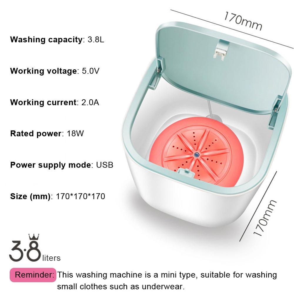 Мини стиральная машина бытовой автоматический уход за нижним