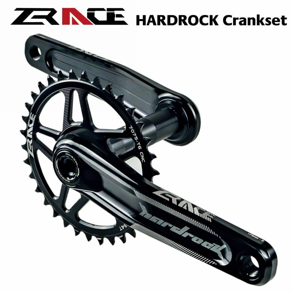 ZRACE HARDROCK 1x10 11 pédalier 12 vitesses 32 T/34 T/36 T vtt 170mm 175mm Compatible avec SRAM EAGLE M9100 M8100 M7100