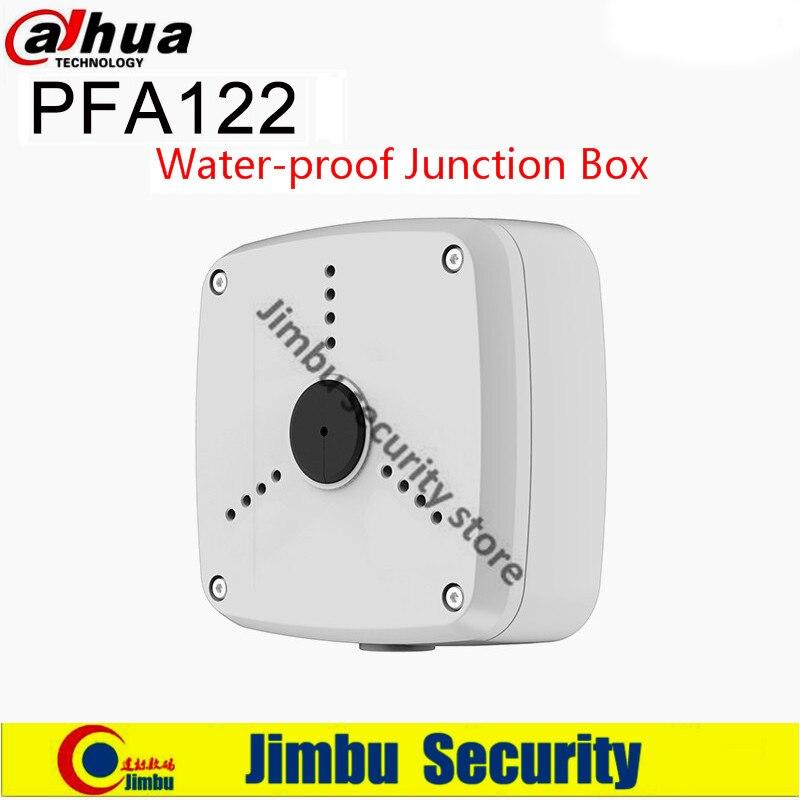 CCTV Security  Camera  Mount Junction Box For Dahua 2.8-12mm Lens Dome camera