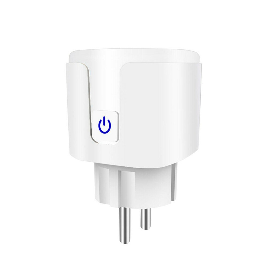 New Wifi Smart <font><b>Socket</b></font> Plug Outlet Home <font><b>Remote</b></font> Control <font><b>Socket</b></font> <font><b>EU</b></font> Plug Smart <font><b>Socket</b></font> For Mobile Phone Home Electrical Tool Accessor image