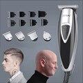 110-240 В триммер для волос профессиональная Проводная машинка для стрижки волос для парикмахерской триммер для бороды бритва машинка для стр...