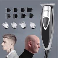 110 240V Hair Trimmer professional corded Hair Clipper for barber shop hair beard trimmer shaver hair cutting machine