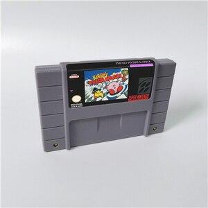 Image 1 - Kirby S Dream Course เกมRPG USรุ่นภาษาอังกฤษประหยัดแบตเตอรี่