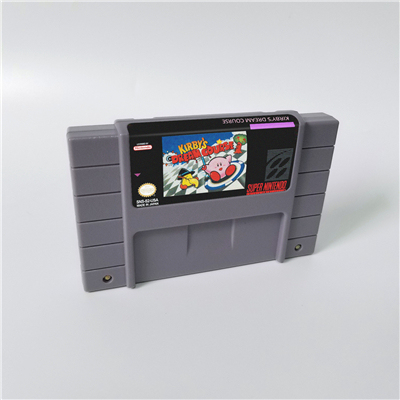 Kirby S Dream Course เกมRPG USรุ่นภาษาอังกฤษประหยัดแบตเตอรี่
