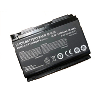 Bateria de alta capacidade de 8 células para a bateria do portátil de clevo x511 p150 p151 P150HMBAT-8 6-87-x510s
