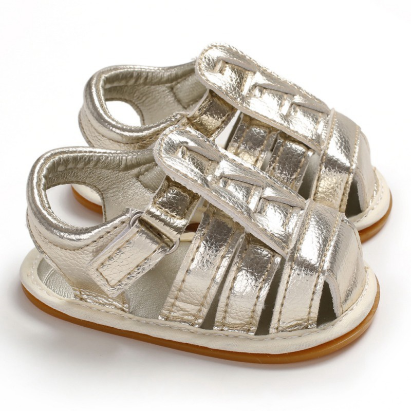 Summer Baby Boys Shoes Kids Schoenen PU Leather First Walkers Soft Soled Infant Newborn Baby Toddler Prewalker Shoes