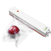 New Electric Vacuum Sealer Packaging Machine For Home Kitchen Including Food Saver Bags Clips Commercial Vacuum Food Sealing